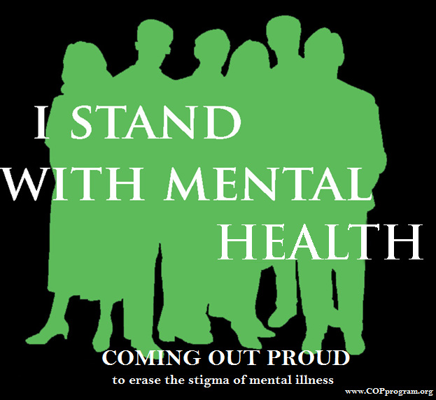 I Stand with Mental Health