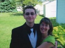 o and mom